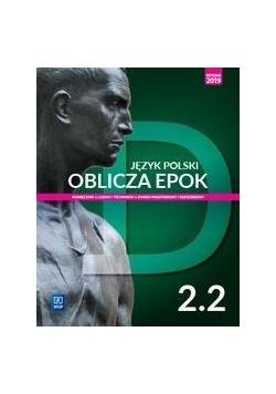 J polski LO Oblicza epok 2 2 w 2020 WSiP