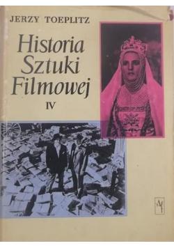 Historia sztuki filmowej Tom IV