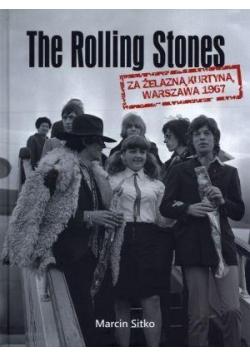 The Rolling Stones za żelazną kurtyną Warszawa 67