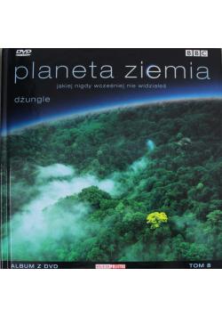 Planeta Ziemia jakiej nigdy wcześniej nie widziałeś  tom 8  DVD