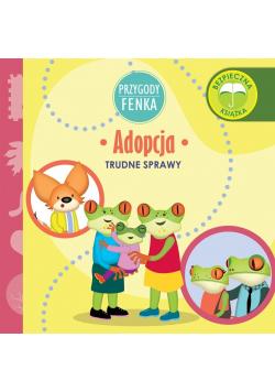 Przygody Fenka. Adopcja