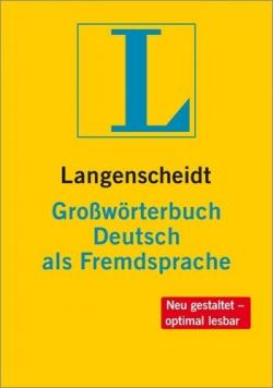 Grosswoerterbuch Deutsch als Fremdsprache