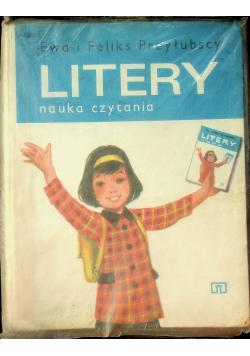 Litery nauka czytania