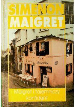 Maigret i tajemniczy konfident