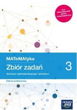 MATeMAtyka LO 3 ZP Zbiór zadań 2021 NE