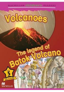 Children's: Volcanoes 5 The legend of Batok...