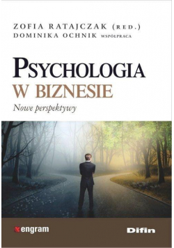 Psychologia w biznesie
