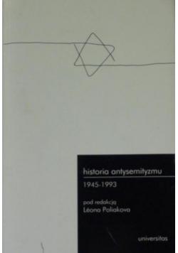 Historia antysemityzmu 1945 - 1993