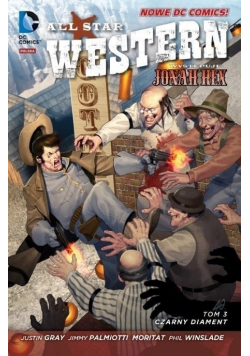 All Star Western Czarny Diament Tom 3