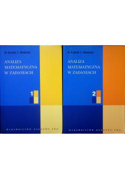 Analiza matematyczna w zadaniach Tom I i II
