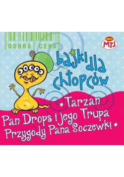 Tarzan/Pan Drops i jego trupa/Przygody Pana.. CD