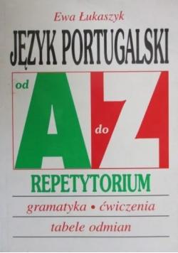 Język portugalski od A do Z Repetytorium