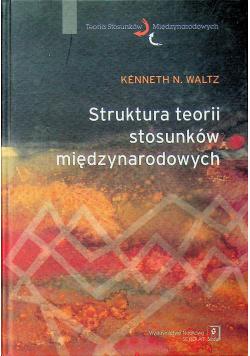 Struktura teorii stosunków międzynarodowych