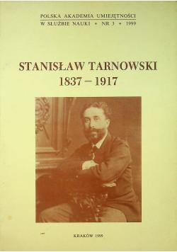 Stanisław Tarnowski 1837 1917