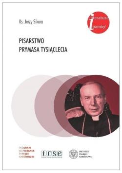 Pisarstwo Prymasa Tysiąclecia