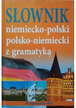 Słownik niemiecko polski polsko niemiecki z gramatyką
