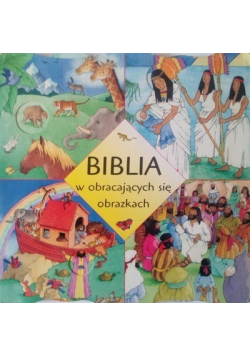 Biblia w obracających się obrazkach