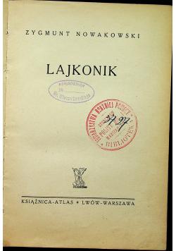 Lajkonik 1938 r