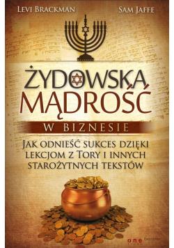 Żydowska mądrość w biznesie. Jak odnieść...