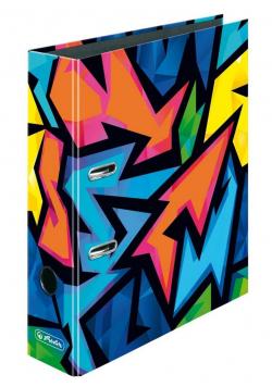 Segregator A4 8cm Neon art max. file