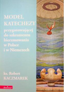 Model katechezy przygotowującej do sakramentu bierzmowania