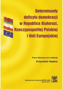 Determinanty deficytu demokracji w Republice...