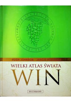 Wielki Atlas Świata Win