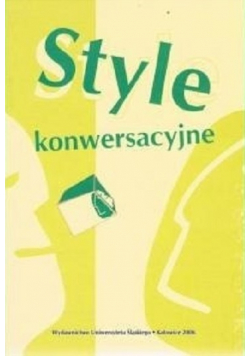 Style konwersacyjne
