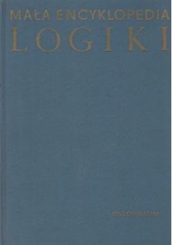 Mała encyklopedia logiki