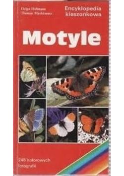 Motyle encyklopedia kieszonkowa