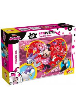 Puzzle dwustronne Supermaxi 108 Minnie