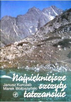 Najpiękniejsze szczyty tatrzańskie