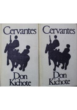 Don Kichote Tom I i II