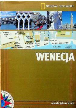 Wenecja Miasto jak na dłoni