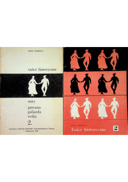 Tańce historyczne 2 tomy