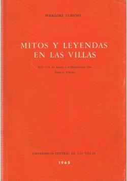 Mitos Y Leyendas En Las Villas