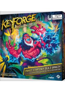 KeyForge: Masowa mutacja - Pakiet startowy REBEL