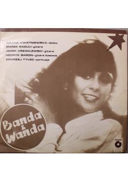 Banda Wanda Płyta Winylowa