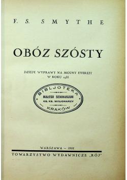 Obóz szósty 1938 r.