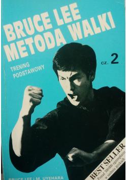 Bruce Lee metoda walki Trening podstawowy część 2