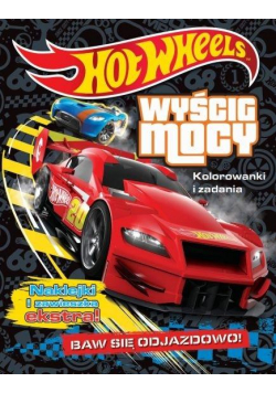 Hot Wheels Wyścig mocy