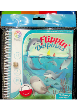 Smart Games Flippin' Dolphins NOWA