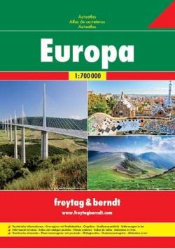 Europa atlas 1 : 700 000