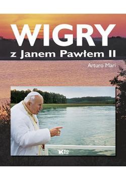Wigry z Janem Pawłem II BIAŁY KRUK