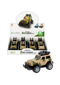 Auto wojskowe światło/dźwięk