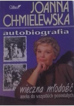 Chmielewska Autobiografia Wieczna młodość Aneks do wszystkich pozostałych