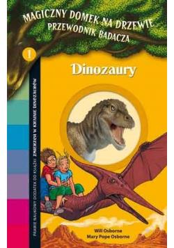 Przewodnik badacza dinozaury