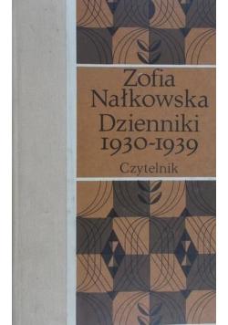 Dzienniki 1930 - 1939