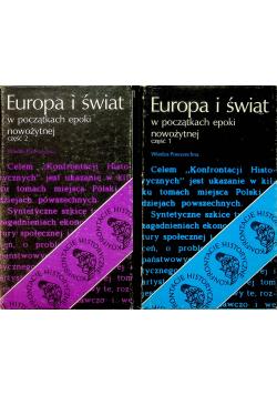 Europa i świat w początkach epoki nowożytnej 2 części