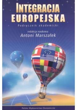 Integracja europejska Podręcznik akademicki